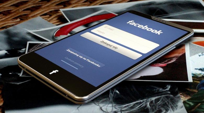 Telefonul Facebook