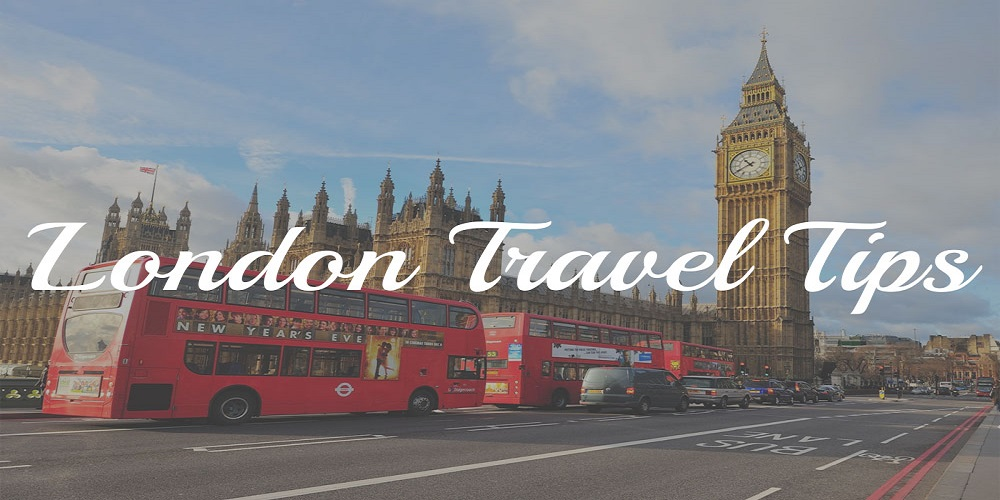 London travel tips for you