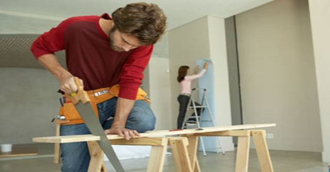Home improvement doesn't have to involve the entire renovation