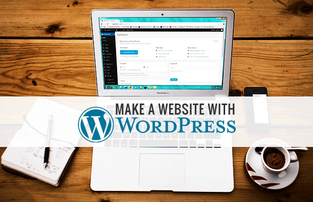 How to set up a WordPress site